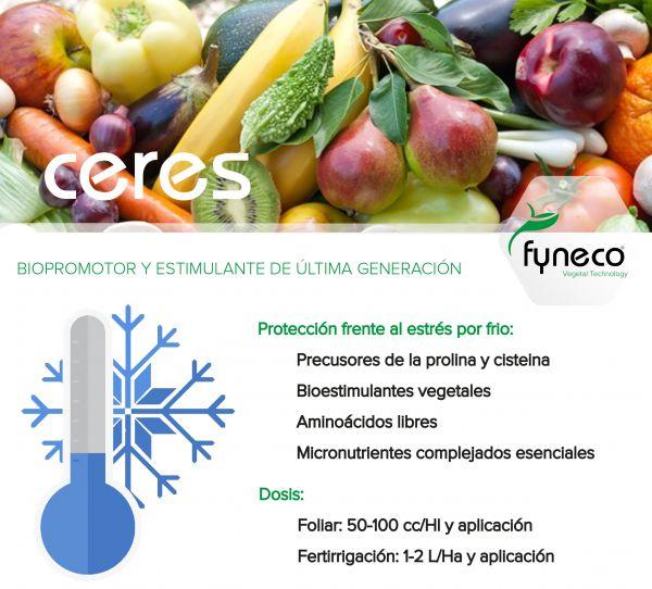 CERES - Protección contra las bajas temperaturas