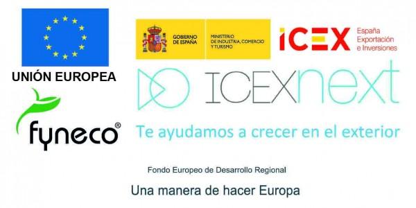 Fyneco es seleccionada para el programa de internacionalización